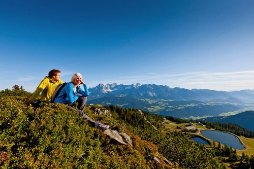 Hiking in the Schladming-Dachstein region