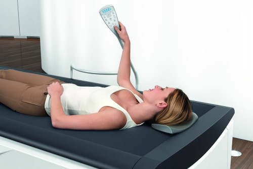 Pure relaxation with Wellsystem Relax Plus (© Wellsystem)